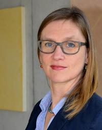 Mediatorin Irene Wegmann